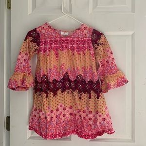 Hanna Andersson Swing Top Dress size 8/130 💕